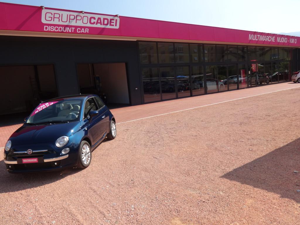 <!--:it-->Fiat 500 Lounge 1.2 69 CV<!--:-->