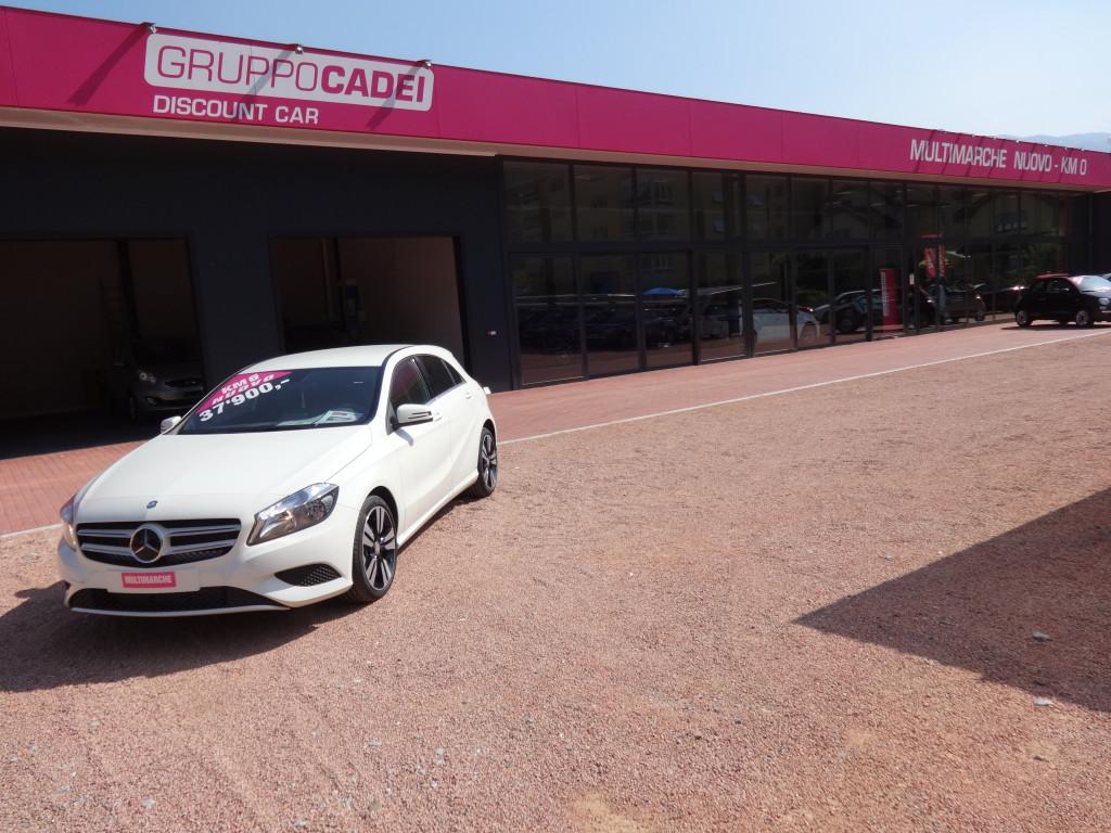 <!--:it-->Mercedes Benz A200 BE CDI 136 CV Automatico<!--:-->