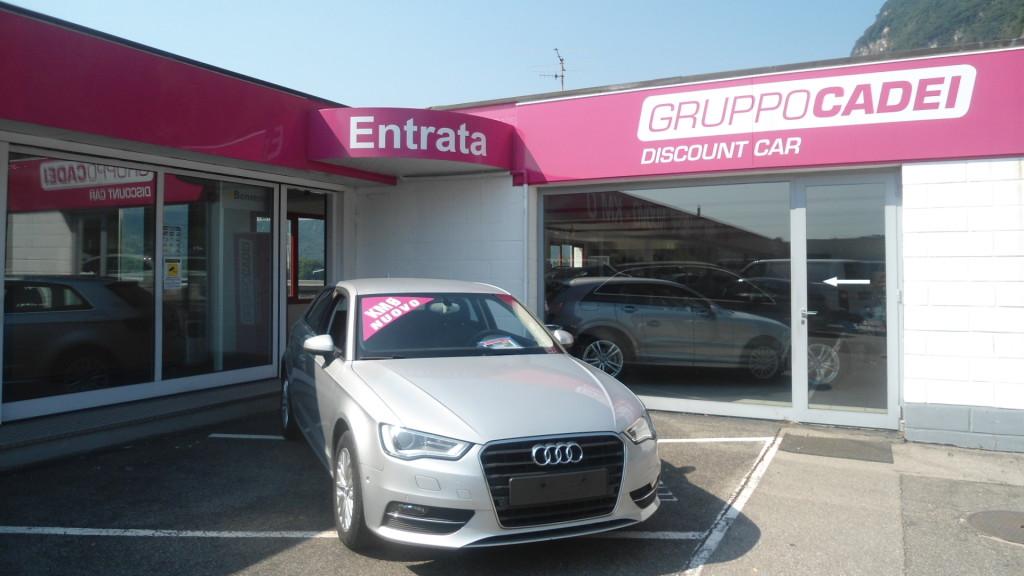 <!--:it-->Audi A3 Ambiente 2.0 TDI 150 CV<!--:-->