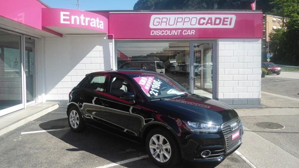<!--:it-->Audi A1 Sportback 1.2 86 CV Attraction<!--:-->