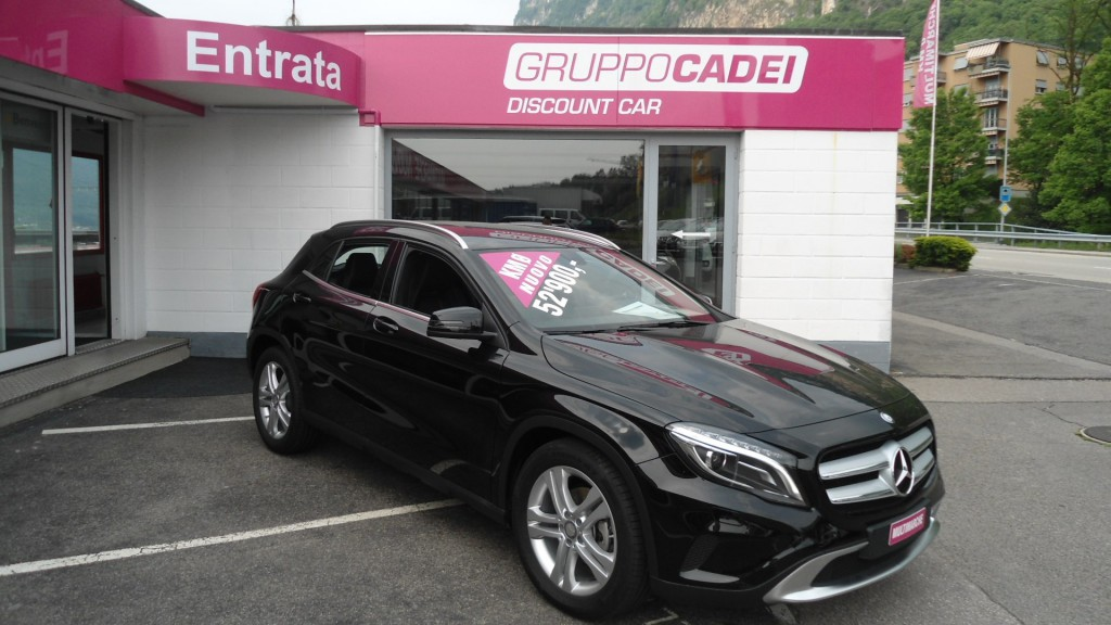 Mercedes Benz GLA 220 CDi 4Matic Urban 170cv