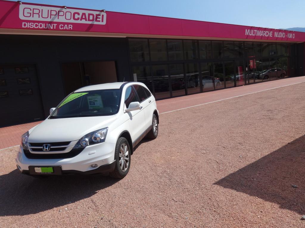 Honda CR-V 2.2 CTDI 4 WD Aut. Lifestyle 150 cv