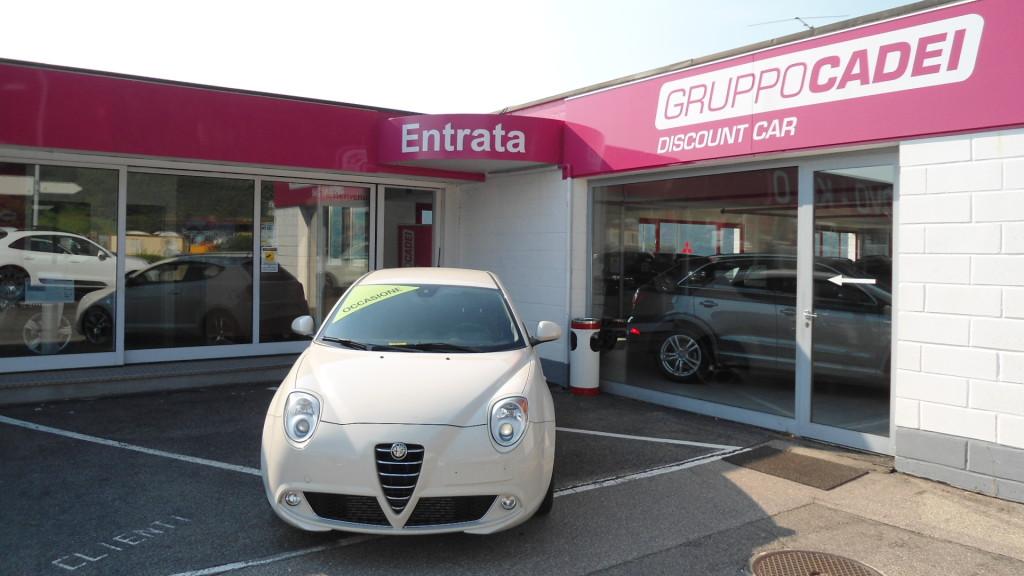 Alfa Romeo Mito Automatica 1.4 TSI 135 cv