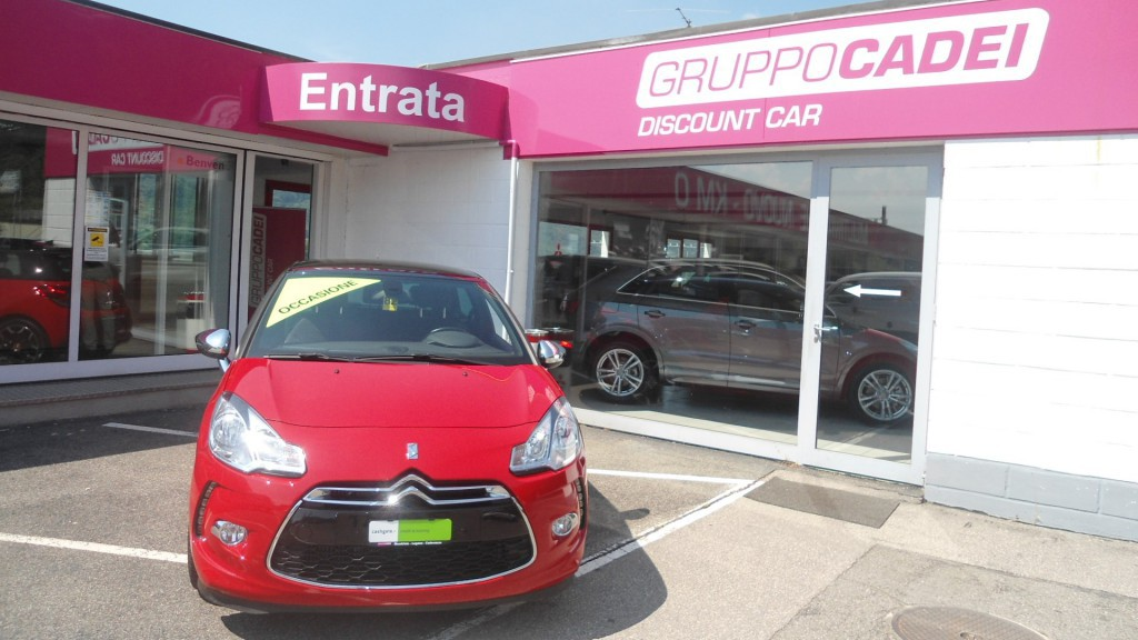 Citroen DS3 1.6 THP Sport Chic